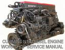 Thumbnail cummins N14 service manual diesel engine download guide