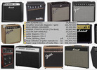 Thumbnail Super Large Collection of Guitar Manuals bass amp download