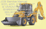 Thumbnail JCB 3CX 4CX 214 215 217 BACKHOE LOADER SERVICE MANUAL