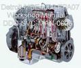 Thumbnail Detroit Diesel MBE 4000 EPA07 Service Manual DC-SVC-MAN-0026