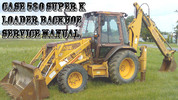 Thumbnail CASE 580 SUPER K CONSTRUCTION KING SERVICE MANUAL PDF DOWNLO