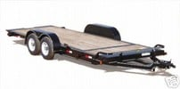 Thumbnail CAR HAULER TRAILER PLANS FLAT BED PDF DOWNLOAD