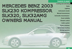 Thumbnail  MERCEDES BENZ 2003 SLK230 KOMPRESSOR SLK320, SLK32AMG