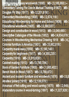 Pay for woodworking books 20 vintage intresting books