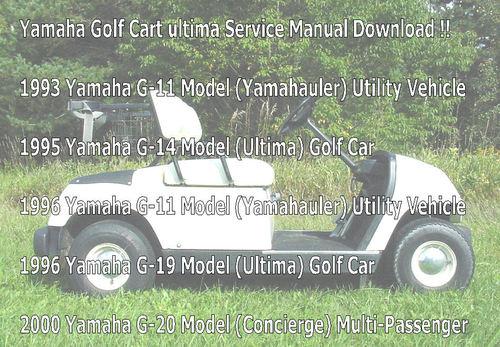 yamaha g11 wiring diagram    yamaha       g11    to g20 ultima service manual downloa download     yamaha       g11    to g20 ultima service manual downloa download
