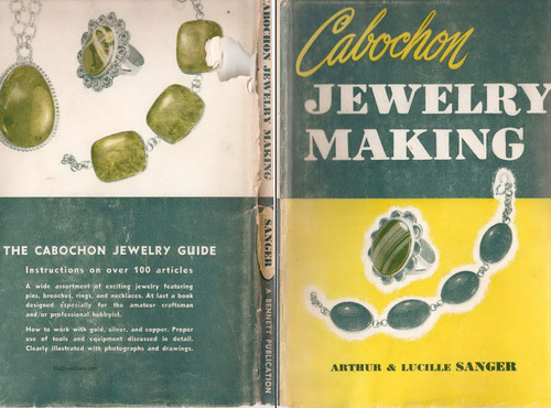Pay for Cabochon Jewelry Making Guide Instruction Download