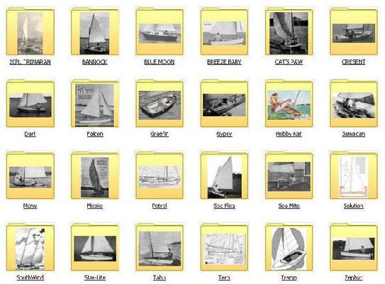 SAILBOAT PLANS 24 WOODEN BOAT PLANS download - Download eBooks