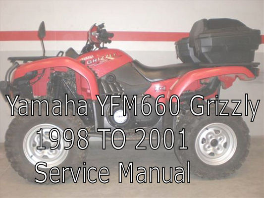 05 660 grizzly shop manual