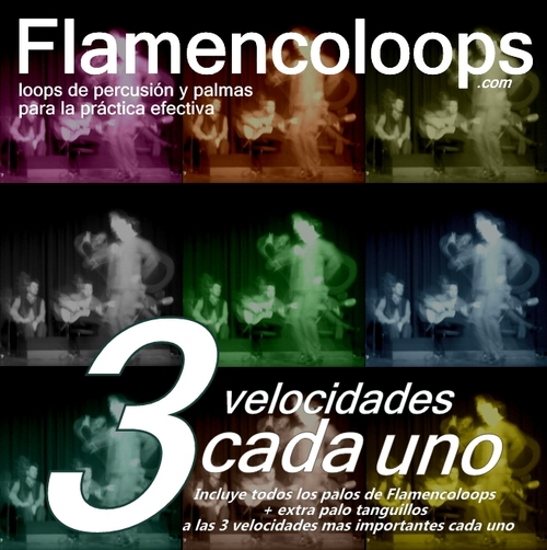 Pay for flamencoloops.com - 3 cada uno (compilation)