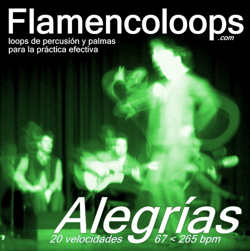 Pay for Flamencoloops.com - Alegrías