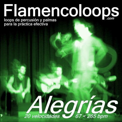Pay for Flamencoloops - Alegrías