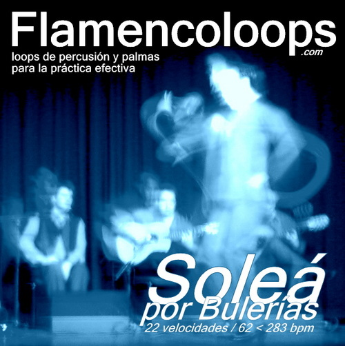 Pay for flamencoloops.com - Soleá por Bulerías