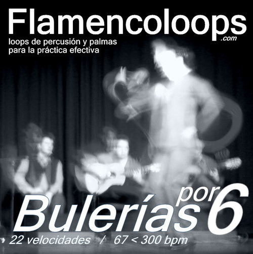 Pay for flamencoloops.com - Bulerías por 6