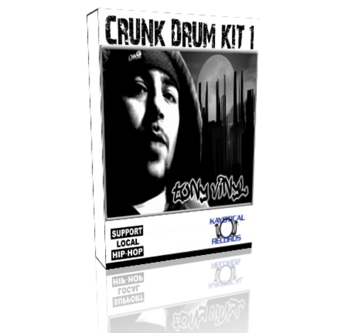 Pay for CRuNk Kit Volume one by TONY VINYL