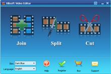 Thumbnail Video Editor: Xilisoft Video Editor