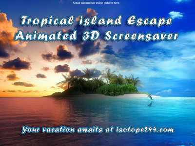 tropical island pictures. Thumbnail 3d: Tropical Island