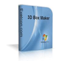 Thumbnail Box Design Software: ExeIcon.com 3D Box Maker