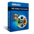 Thumbnail HD Video Editing Softwares: 4Media HD Video Converter