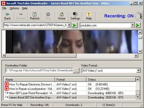 Pay for Youtube Videos: Jocsoft YouTube Downloader