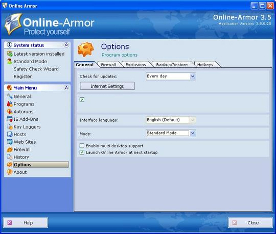Pay for Firewall: 3Usr - Online Armor ++ Firewall and Antivirus