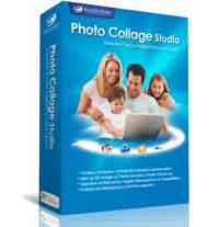 Thumbnail Photo Slideshow Software: Wondershare Photo Collage Studio Kombi Pack