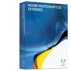Thumbnail Buy Adobe Photoshop Extended CS3 29400084: Adobe Photoshop CS3 Extended