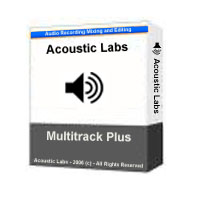 Thumbnail Multitrack Recorder: Acoustic Labs Multitrack Plus