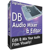Thumbnail DB Audio Mixer & Editor
