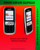 Thumbnail Nokia 2630 SERVICE MANUAL LVL3/4