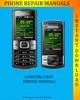 Thumbnail Samsung C3010 Service Manual