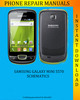 Thumbnail Samsung Galaxy S5570 Service Manual