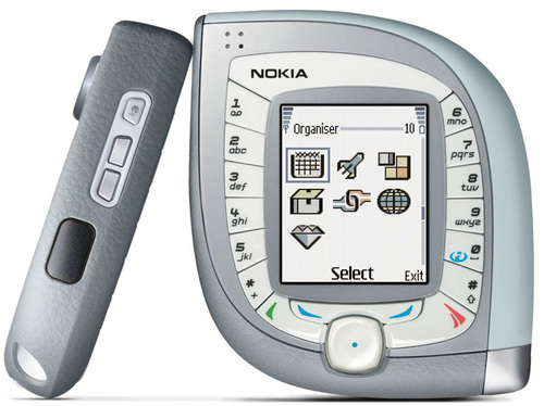 Image result for Nokia 7600