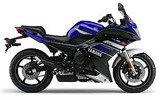 Thumbnail 2009-2013 YAMAHA FZ6R SERVICE REPAIR MANUAL