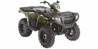 Thumbnail The Best 2009 Polaris Sportsman 800EFI Master Service Repair
