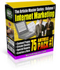 Thumbnail 75 Internet Marketing articles
