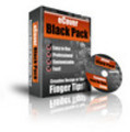 Thumbnail HOT! Ecover Black Pack - PSD Ecover Collection