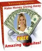 Thumbnail How To Make Money Giving Away Free Websites Mrr