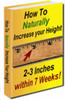 Thumbnail How to Naturally Increase your Height MRR