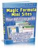 Thumbnail Magic Formula Minisites