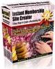 Thumbnail Instant Membership Site Creator Version 3.2 MRR
