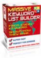 Thumbnail Massive Keyword List Building Software!