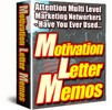 Thumbnail Motivation Letter Memos with MRR
