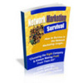 Thumbnail Network Marketing Survival with PLR