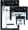Thumbnail Christmas Tree Website Wordpress Theme Blogger Html Template