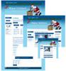 Thumbnail Santa Wp Theme, Blogger & Html Template With MRR