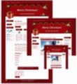 Thumbnail Mouse Christmas Wp Theme, Blogger & Html Template With MRR