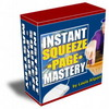 Thumbnail  Instant Squeeze Page Mastery Videos with Resell Rights