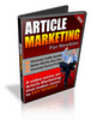 Thumbnail Article Marketing For Newbies