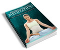 Thumbnail Beginners Guide To Meditation with Private Label Rights