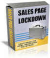 Thumbnail Sales Page Lockdown with Private Label Rights